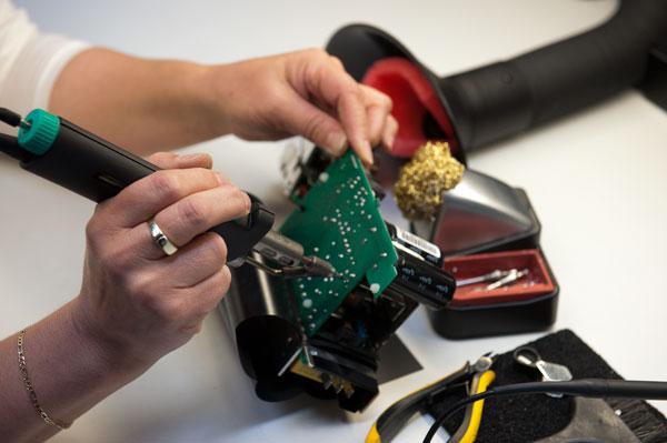 Reparos equipamentos eletronicos